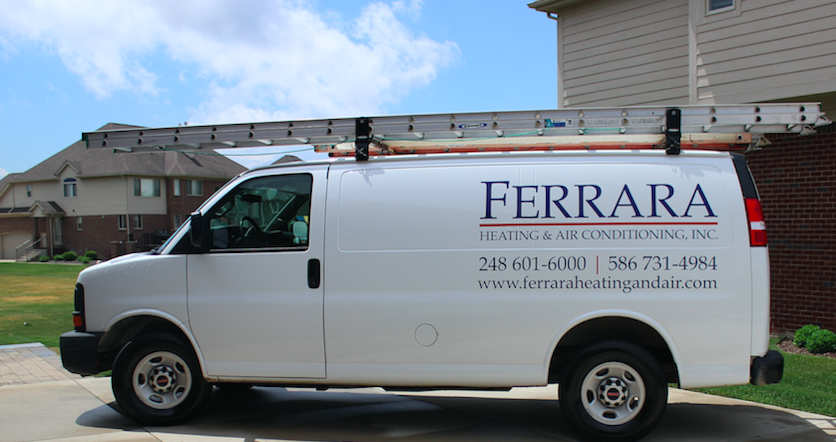 Home - Ferrara Heating and Air
